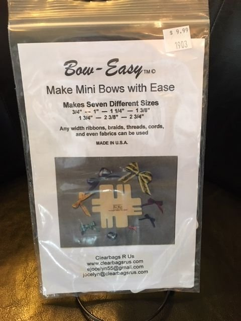 Bow Easy Bow Maker