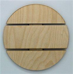 Clear Scraps DIY Pallet Shape - Circle