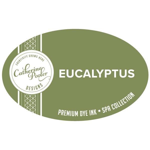 Catherine Pooler Ink Pad Eucalyptus
