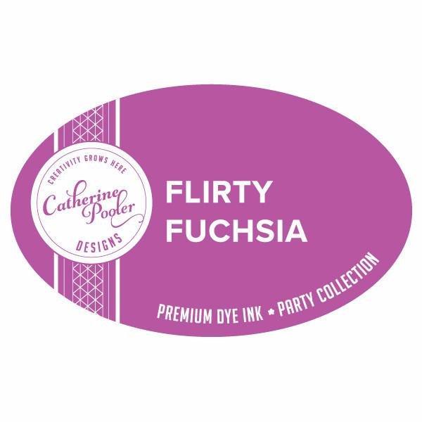 Catherine Pooler Ink Pad Flirty Fuchsia