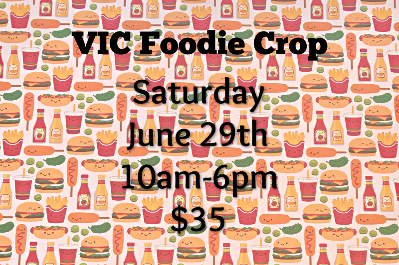 VIC Crop: Foodie