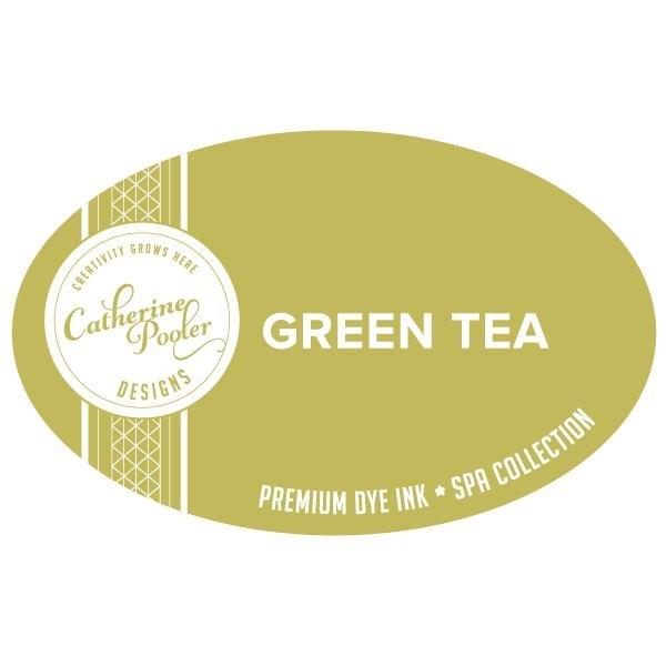 Catherine Pooler Ink Pad Green Tea