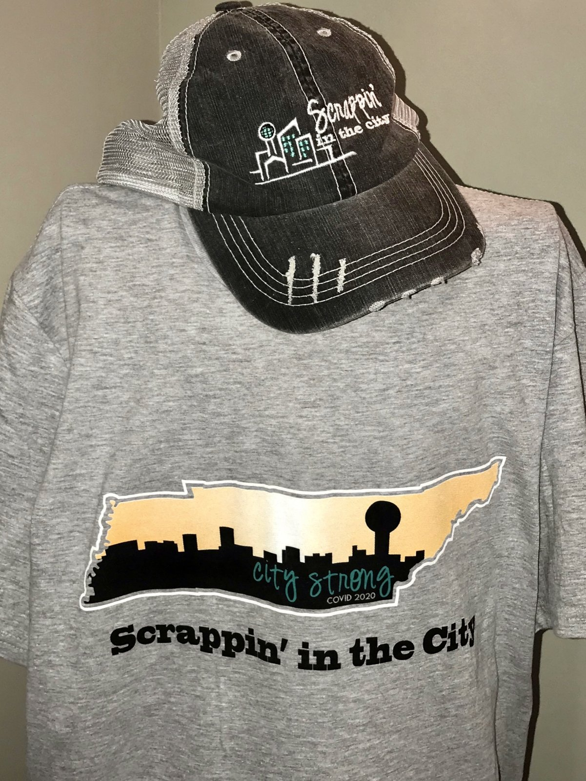 City Strong T-Shirts