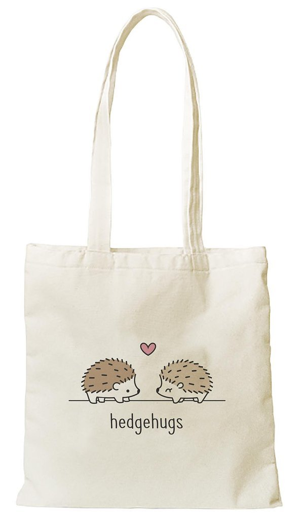 Lawn Fawn Tote-Hedgehugs