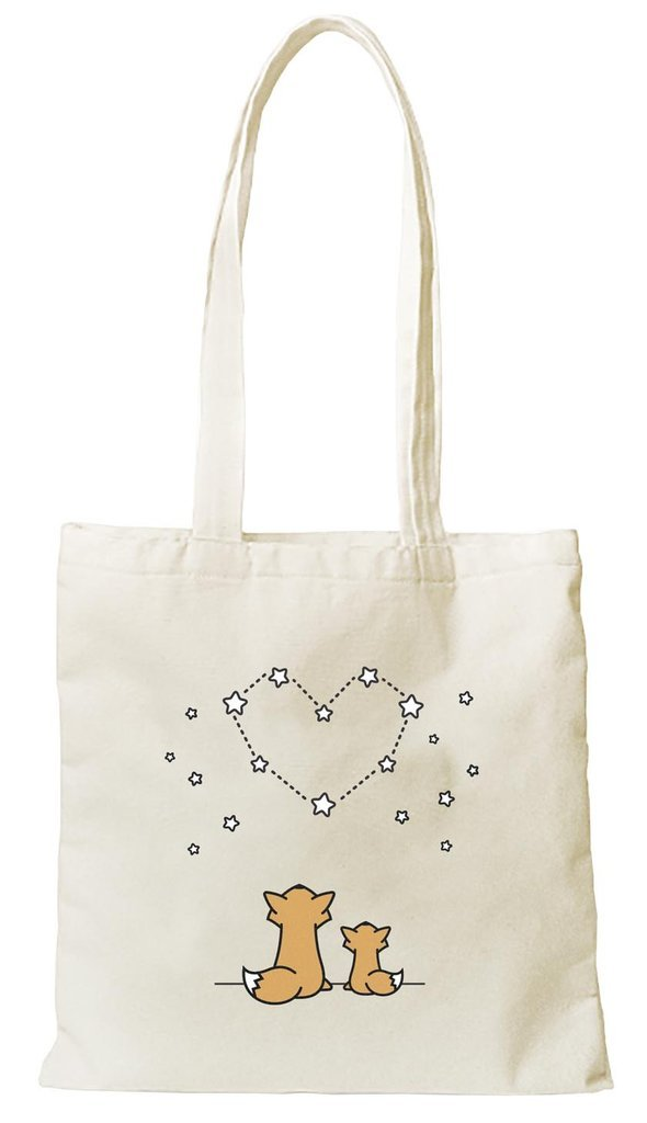 Lawn Fawn Tote-Wish Upon A Tote
