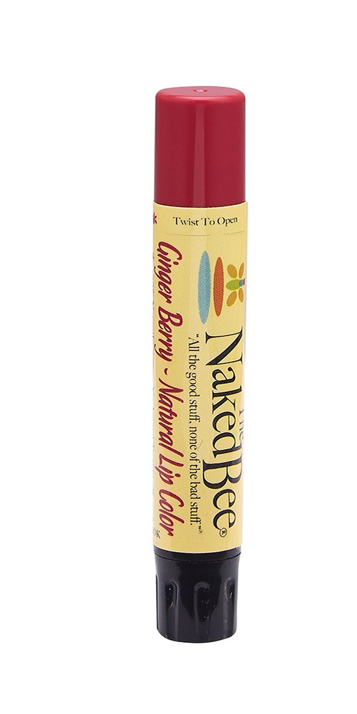 Naked Bee: Ginger Berry Lip Color