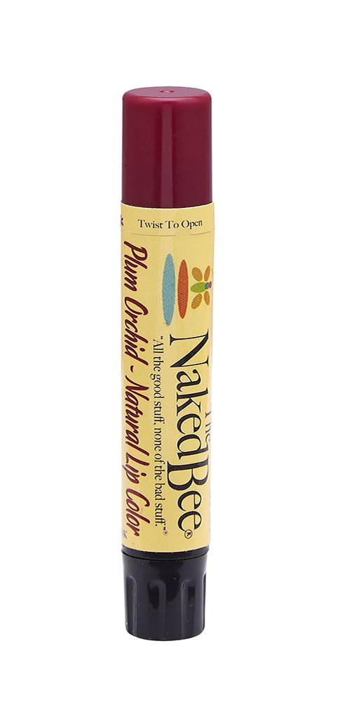 Naked Bee: Plum Orchid Lip Color