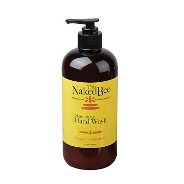 Naked Bee: Orange Blossom Honey Hand Wash REFILL 16 oz