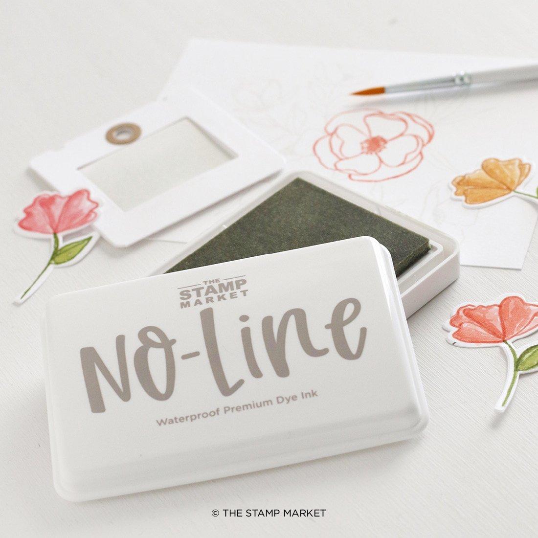 The Stamp Market No Line Ink Pad