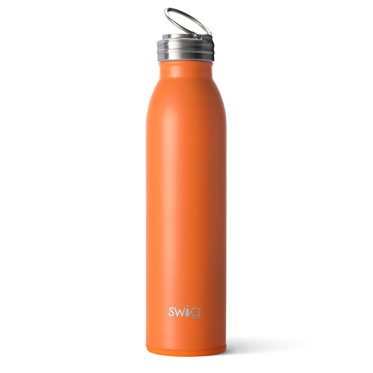 Swig 20 oz. Bottle Matte Orange