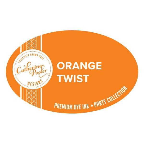 Catherine Pooler Ink Pad Orange Twist