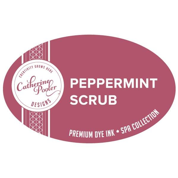 Catherine Pooler Ink Pad Peppermint Scrub