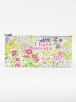 Blue Q: I HAVE SECRETS PENCIL CASE