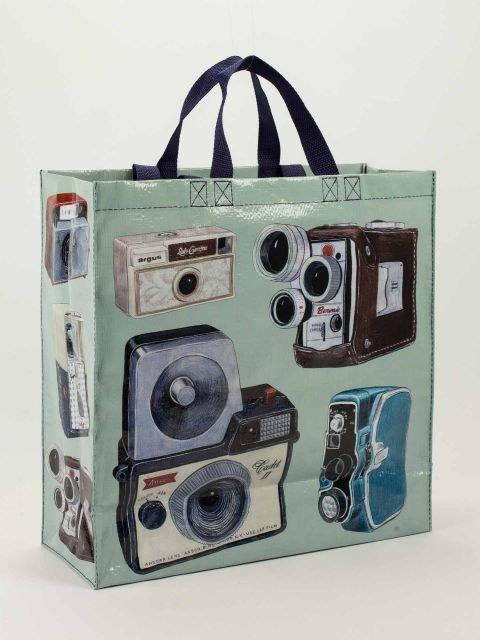 Blue Q:  SHOPPER-Cameras Bag