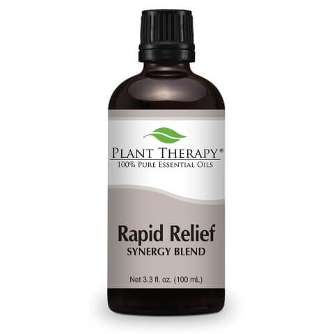 PT Rapid Relief Synergy Essential Oil 100 ML