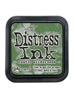 Tim Holtz Distress Ink Pad- Rustic Wilderness