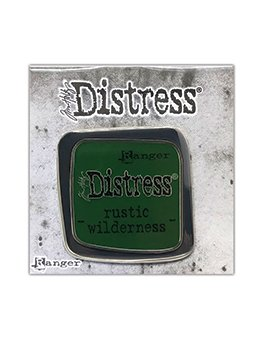 Tim Holtz Distress Enamel Collector Pin- Rustic Wilderness