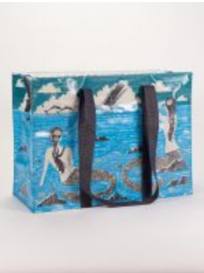 Blue Q:  SHOULDER TOTE-Mermaid