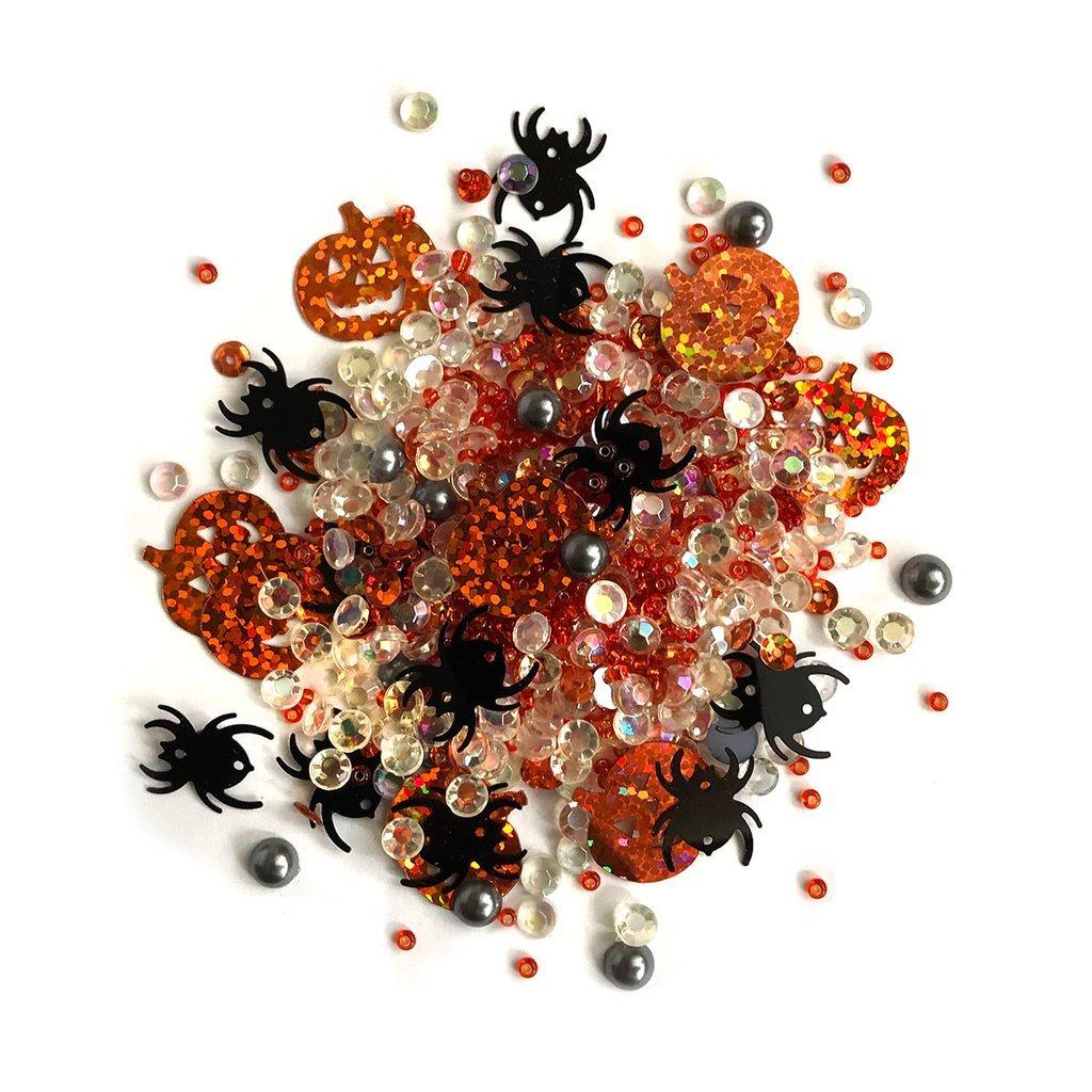 BG&M: Sparkletz Embellishments Creepy