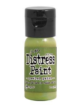 Tim Holtz Distress Paint Flip Top 1oz Peeled Paint