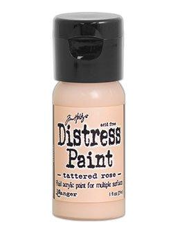Tim Holtz Distress Paint Flip Top 1oz Tattered Rose