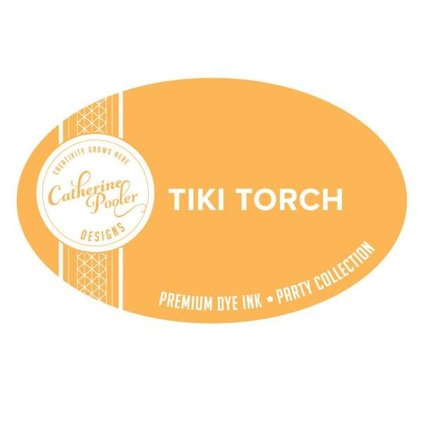 Catherine Pooler Ink Pad Tiki Torch