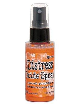 Tim Holtz Distess Oxide Spray 2oz Carved Pumpkin