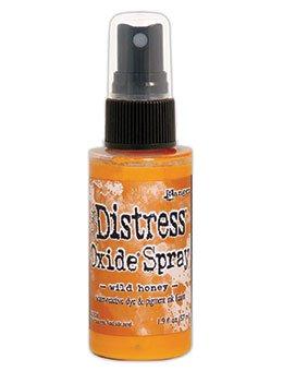 Tim Holtz Distess Oxide Spray 2oz Wild Honey