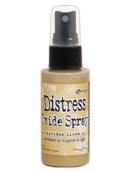 Tim Holtz Distess Oxide Spray 2oz Antique Linen