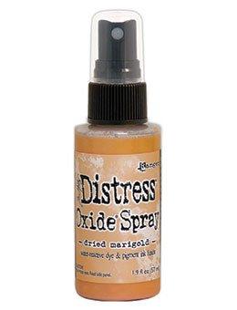 Tim Holtz Distess Oxide Spray 2oz Dried Marigold