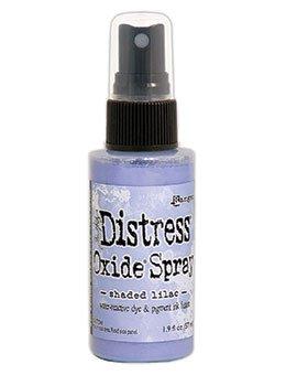 Tim Holtz Distess Oxide Spray 2oz Shaded Lilac