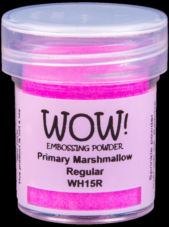 WOW! Embossing Powder 15ml Marshmallow
