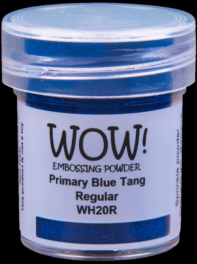 WOW! Embossing Powder 15ml Blue Tang