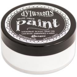 DYLUSIONS PAINT: White Linen