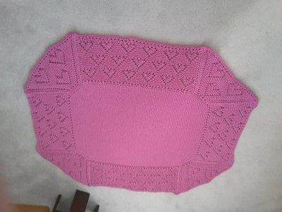 Lainie Haule's Aria's Blanket
