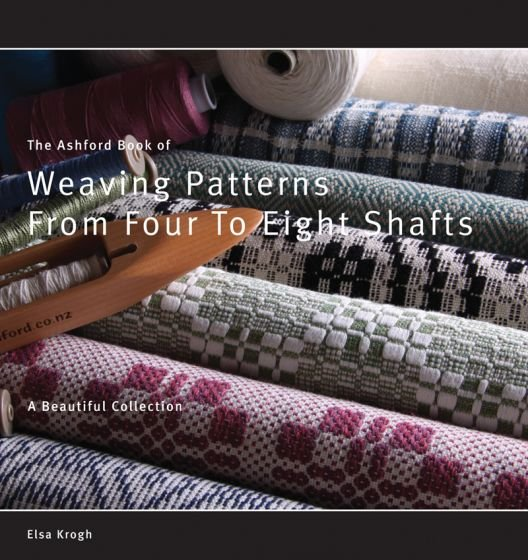 Ashford Book of Weaving Pattern (4-8 Shafts)