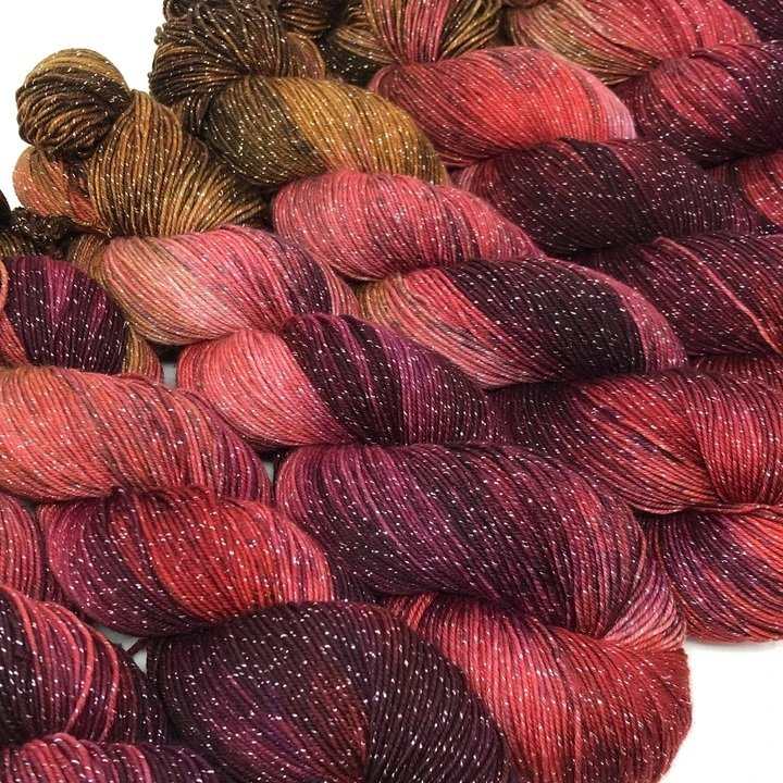 Deep Dyed Yarns Figment