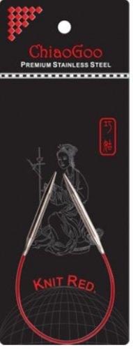 ChiaoGoo Red 9