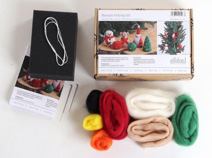 Ashford Felting Kits & Needles