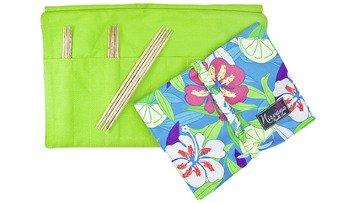 Mango 6 DPN Sock Gift Set - assorted color cases