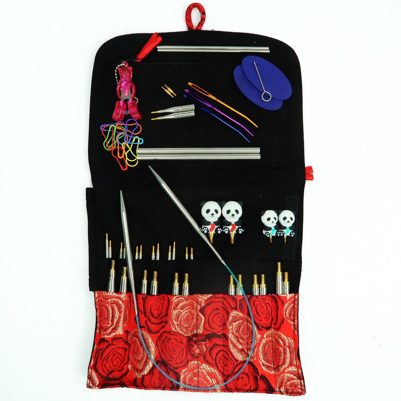 HiyaHiya Sharp Interchangeable Needle Sets