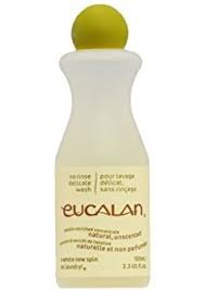 Eucalan Natural Fabric Wool Wash 3 oz.