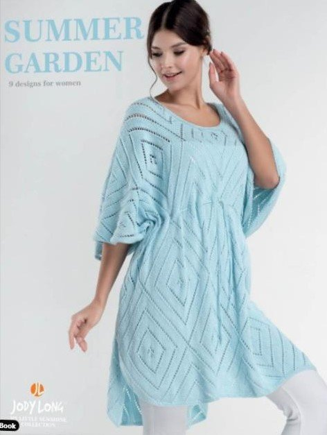 Summer Garden- 9 designs for women