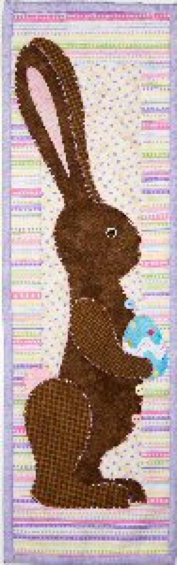 MM303  Chocolate Bunny