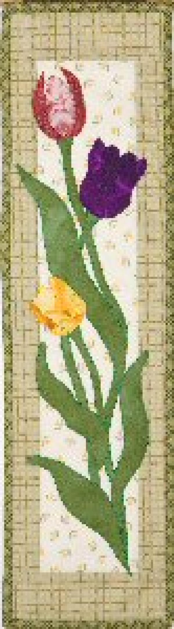 MM305 Tulips pattern and kit