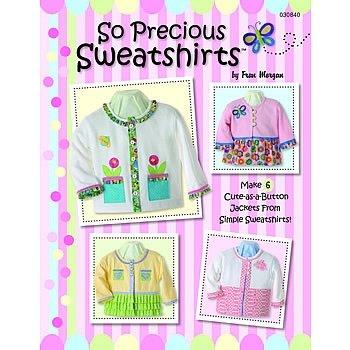 So Precious Sweatshirt 030840