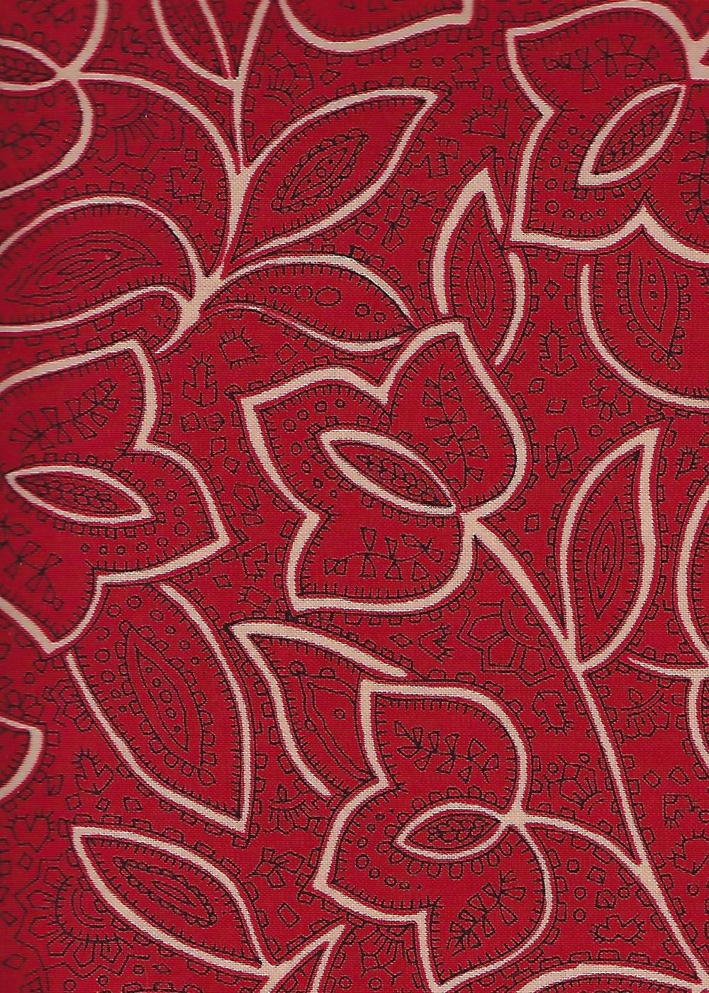 Montana Bandana 5500 rED  Alexander Henry Fab 100% Cotton Fabric - copy