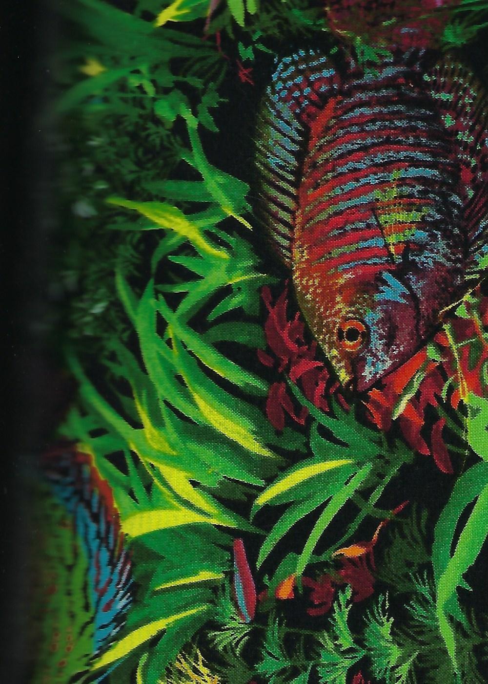 Aquarium Fabric