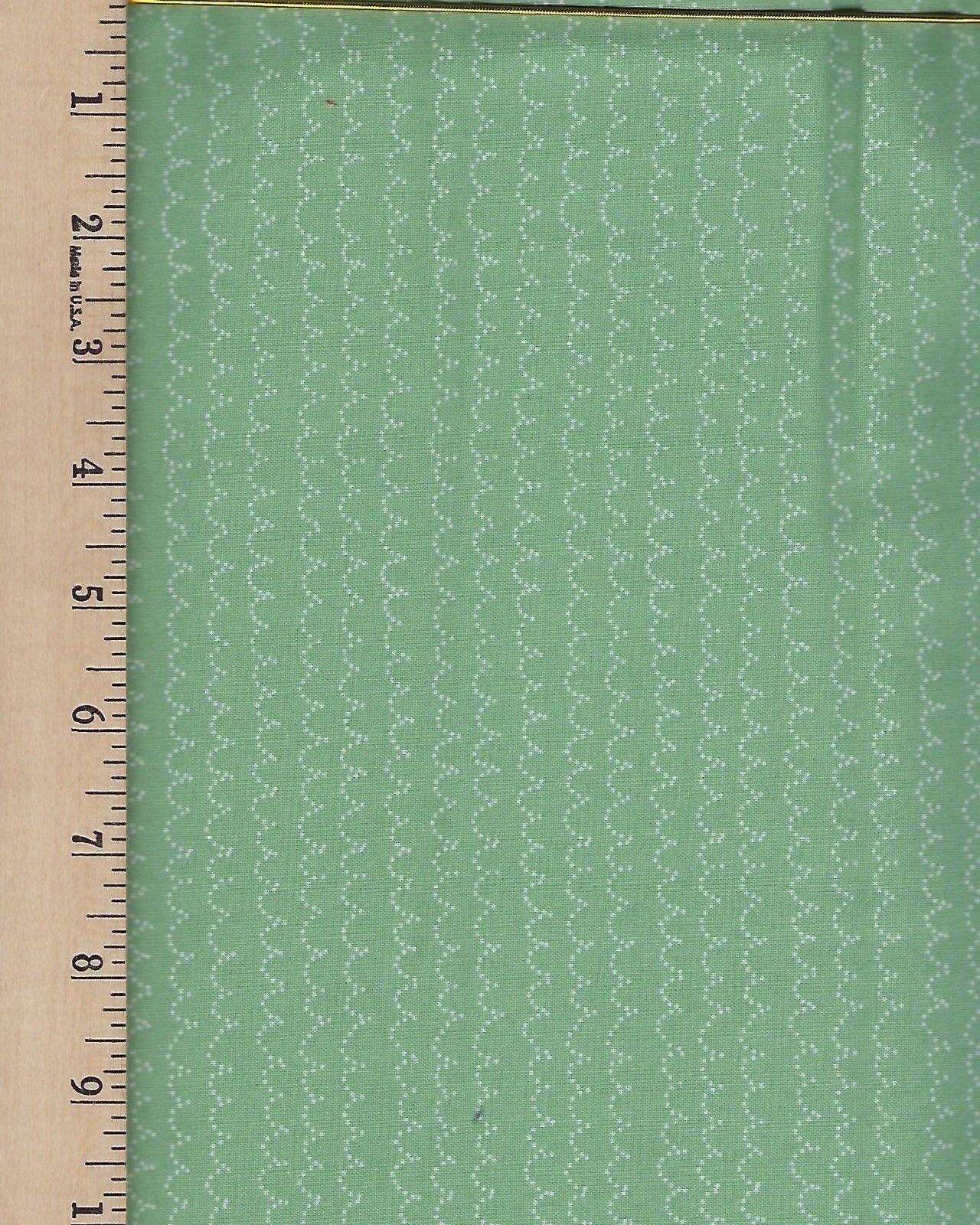 Bambini Fabrics BF104 Green Stripes