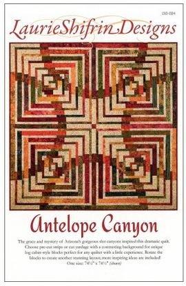 Antelope Canyon Quilt Patterns